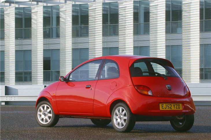 ford ka 1996 car review honest john. Black Bedroom Furniture Sets. Home Design Ideas