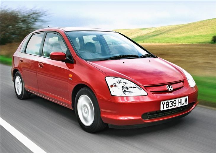 Honda Civic 2001 - Car Review | Honest John