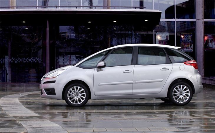 Ford Grand C Max Problems >> Citroen C4 Picasso 2007 - Car Review | Honest John