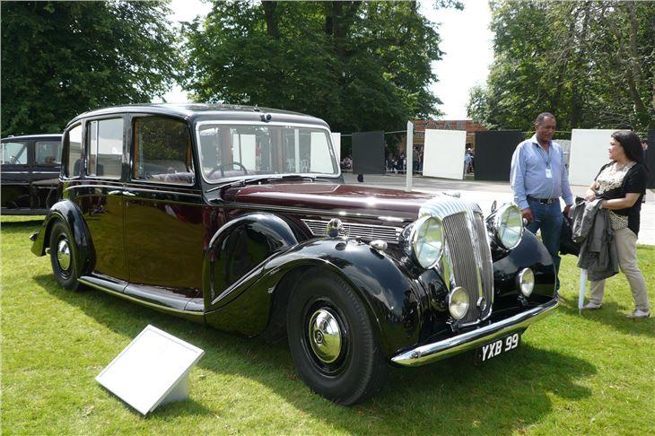 Extraordinary Display of Royal Cars at Goodwood Festival of Speed | Motoring News | Honest John