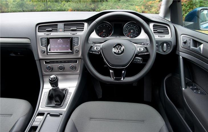 Volkswagen Golf VII Estate 2013 - Car Review   Honest John