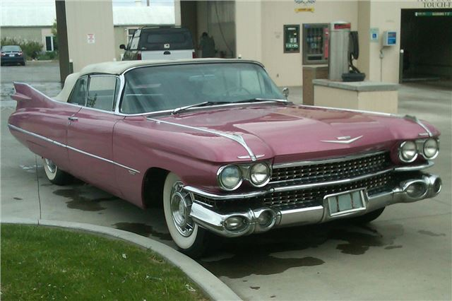 1959 Cadillac DeVille For Sale in USA | Motoring News ...