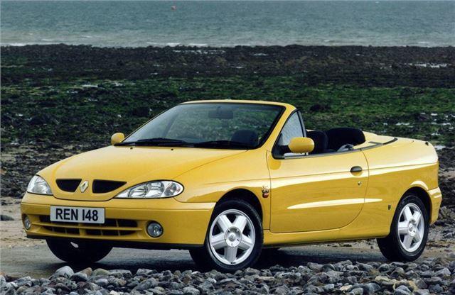 Renault Megane Coupe + Cabrio 1999 - Car Review | Honest John