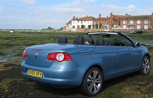 VW Eos R34 Top Down 700