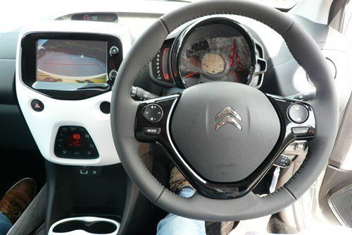 Citroen C1 White Interior Pack