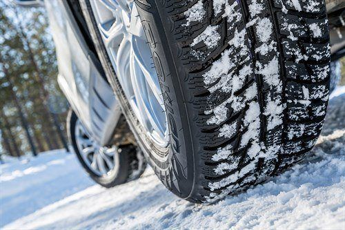 Nokian WR SUV 3 Cold Weather Tyre