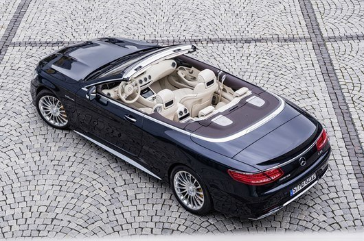 Mercedes S65 Cabriolet (1)