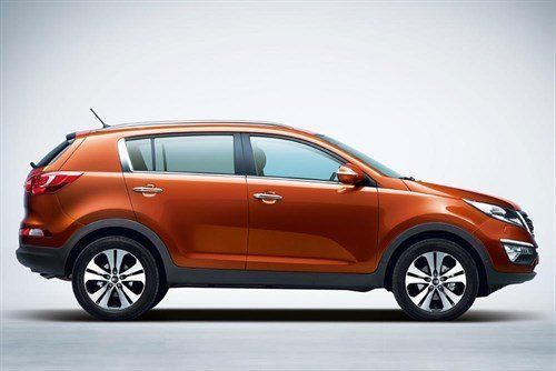 KIA Sportage 2010 Side 700