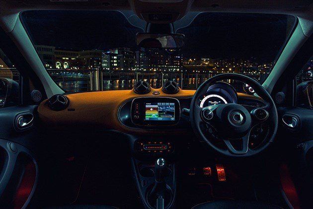 Smart Forfour (9)