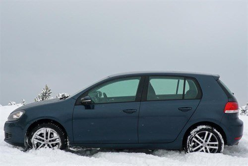 VW Golf VI SE T Side 700