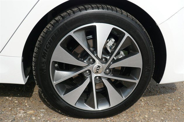 KIA Optima 2016 18 Inch Wheel