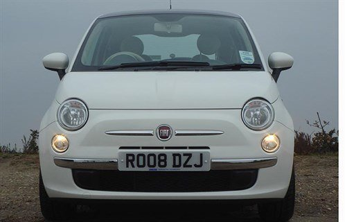 FIAT 500 ROO Front 700