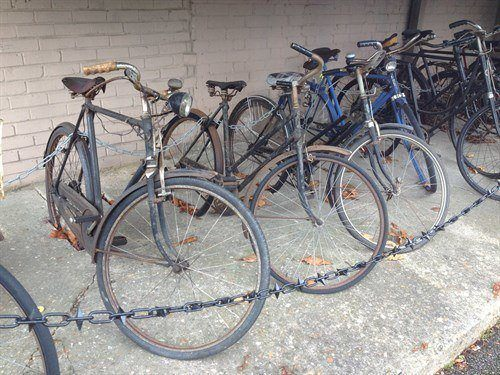 Bike Shed Bletchley Park (2)