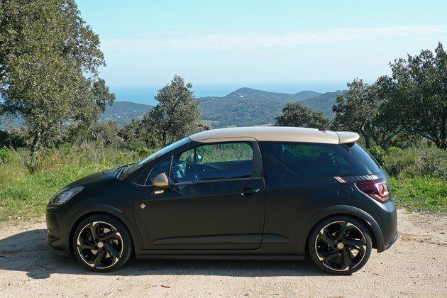 DS3 Performance Black Side Hill 2 OK