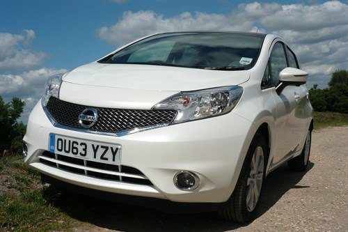 Nissan Note 2014 T F34