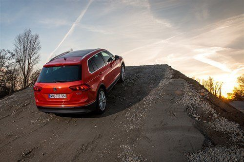 VW Tiguan 2016 Slope (1)