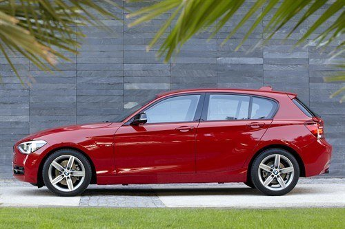 BMW 1 Series F20 Side 700