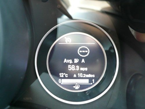 Honda Jazz III 58.3mpg