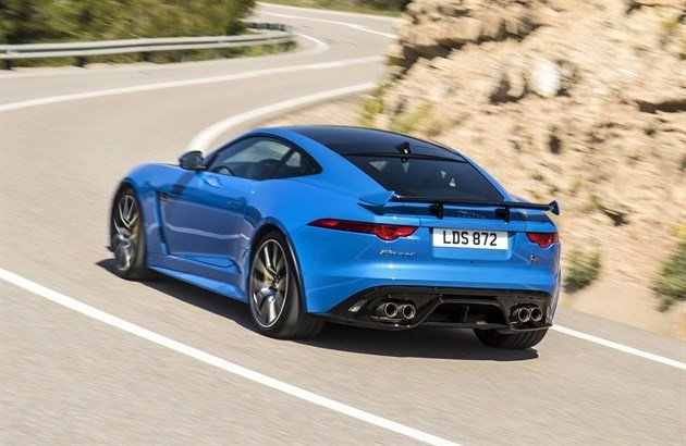 Jaguar F-Type SVR Ultra Blue (16)