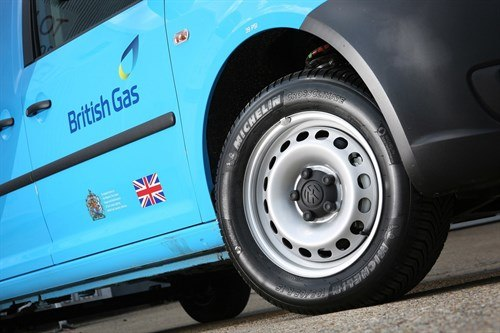 Michelin Cross Climate British Gas