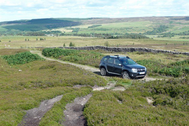 Dacia Duster TCe 125 Fell 1