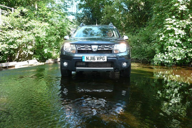 Dacia Duster TCe 125 Ford 1