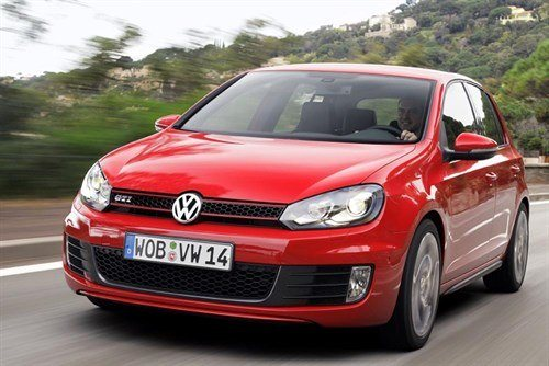 VW Golf VI GTI 09 5dr F34 700