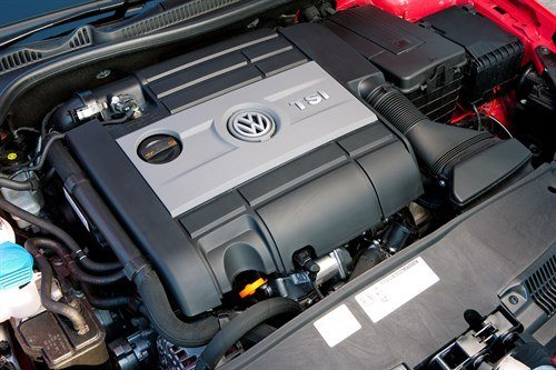 VW Golf GTI Edition 35 Engine