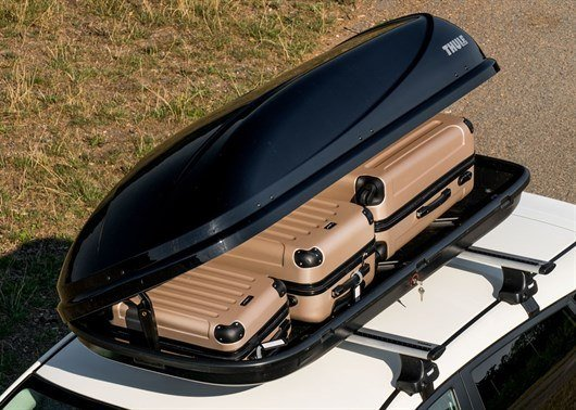 Review Thule Ocean Roof Box Honest John
