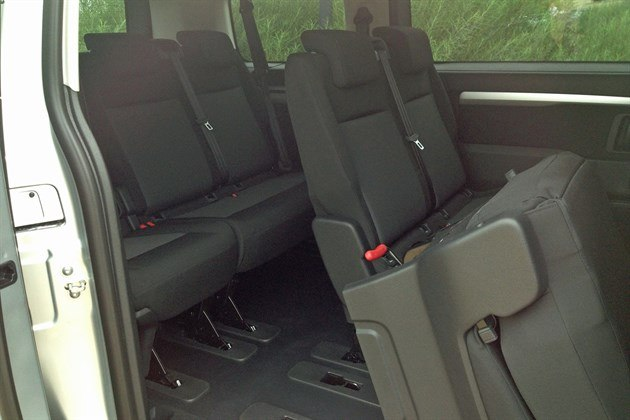 Citroen Space Tourer 3rd Row Seats (1)
