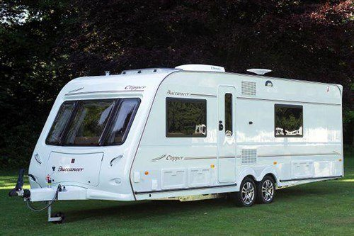 Caravan Twin Wheels