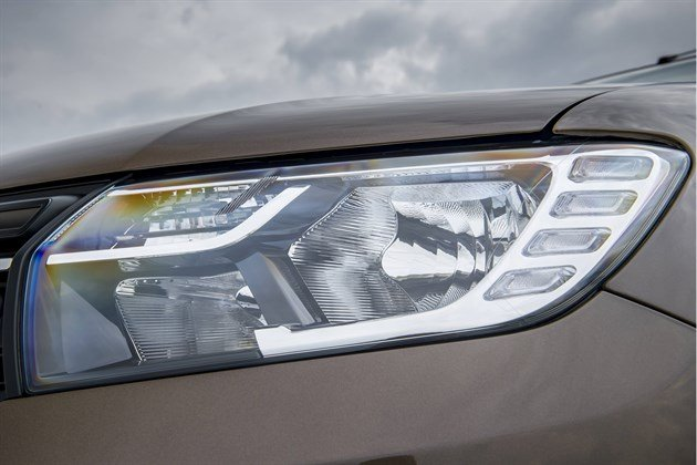 Dacia Logan MCV Headlight