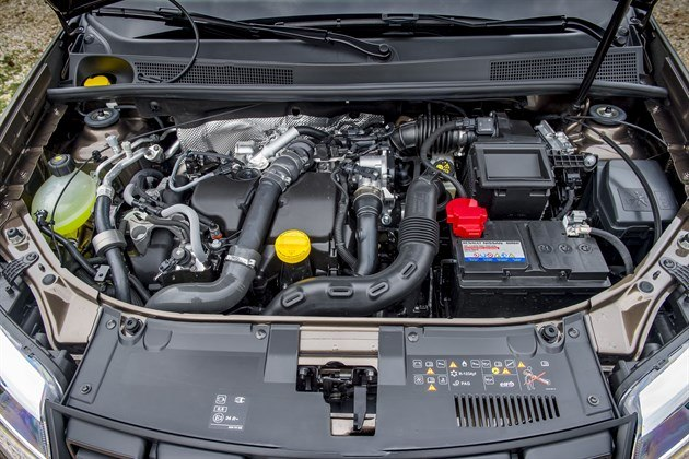 Dacia Logan MCV 1.5d Ci Engine