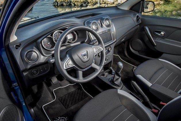 Dacia Sandero Stepway 90tce 2017 Road Test Road Tests