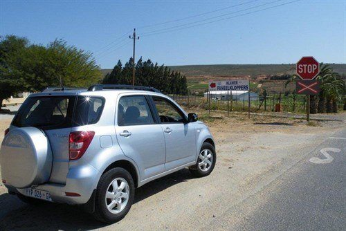 Daihatsu Terios South Africa 700