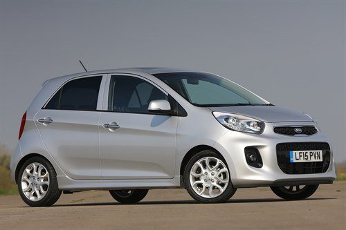 KIA Picanto 4 2015 5 Door Front Side (1)