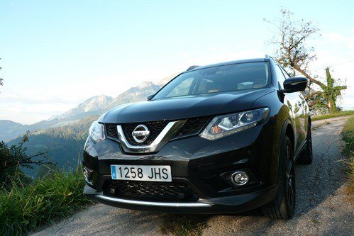 Nissan X-Trail 2015 F34 Close