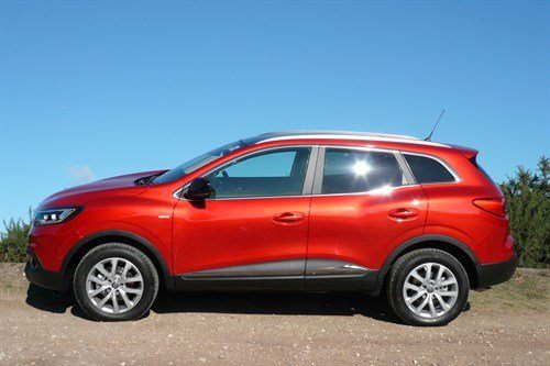 Renault Kadjar LT Side Closer 2