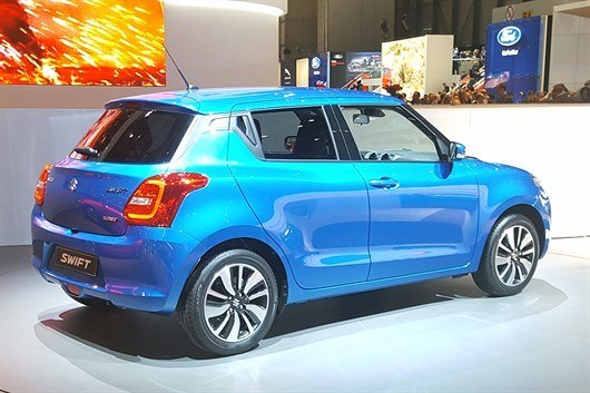 Suzuki Swift 2