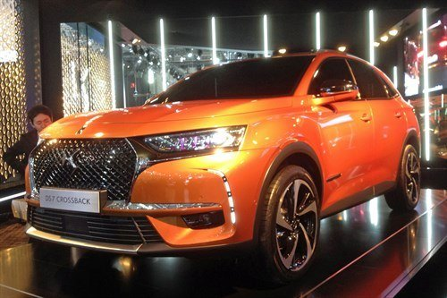 DS7 Cross Back 2017 F34 Geneva