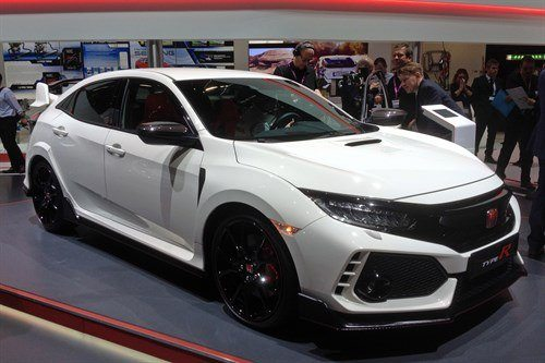 Honda Civic Type R 2017 F34 Geneva