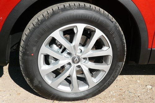 Renault Kadjar LT Wheel And Tyre Copy