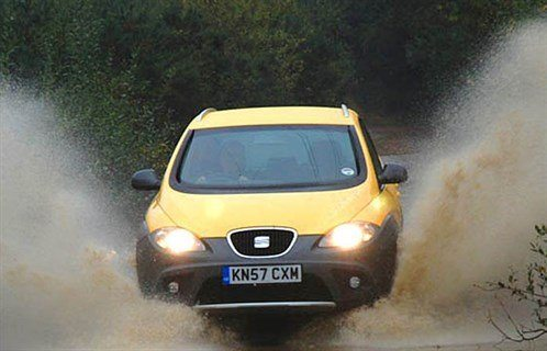 SEAT Altea FT Splash 1 Close