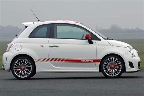 Abarth 500 T Side 700