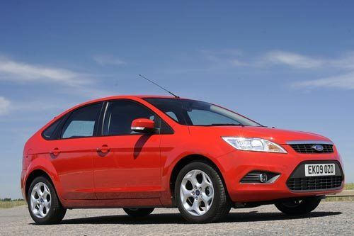 Ford Focus 09 Red F34 700