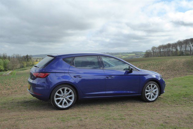 seat leon 1 4 ecotsi 150 2017 road test road tests honest john. Black Bedroom Furniture Sets. Home Design Ideas
