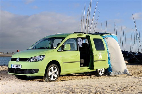 VW Caddy Maxi Camper F34