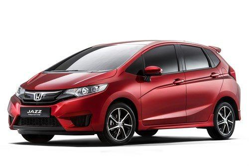 Honda Jazz UK 2015 F34