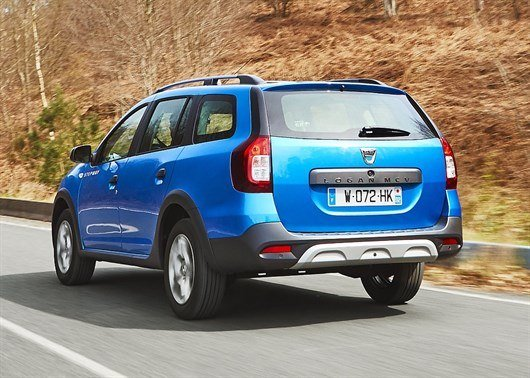 Dacia Announces Logan MCV Stepway UK Pricing  Specification EMBARGO 09h 00 020517 (5)