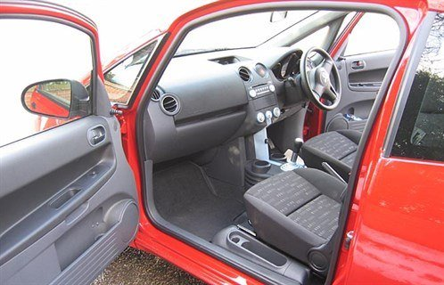 Mits Colt Red Front Seat 700